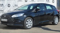 Прокат машины Ford Focus HB (MT) в Крыму