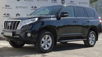 Аренда авто Toyota Land Cruiser Prado в Крыму