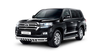 Аренда машины Toyota Land Cruiser 200 в Крыму