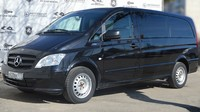 Прокат авто Mercedes-Benz Viano в Крыму