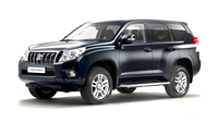 Прокат автомобиля Toyota Land Cruiser Prado в Крыму